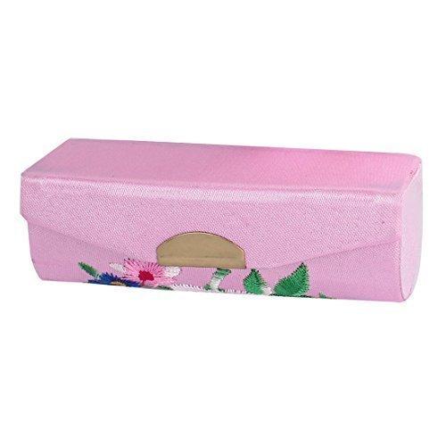 mujer-floral-estampados-labios-lapiz-labial-chap-frote-funda-joyeria-soporte-rosa