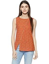 Imara Women's Striped Regular Fit Top