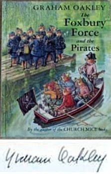 Foxbury Force And The Pirates (Foxbury Force Series)