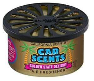 California Scents Golden State Delight (US BubbleGum) Car Scent Air Freshener