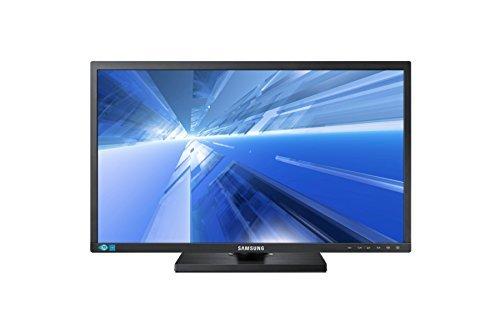 Samsung S24C650MW 60,96 cm (24 Zoll) LED-Monitor(VGA, DVI, 5 ms Reaktionszeit) schwarz