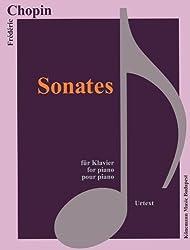 Partition - Chopin - Sonates - pour piano