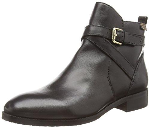 Pikolinos Royal W4D - Botas blandas para mujer, color negro...