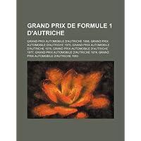 Grand Prix de Formule 1 D'Autriche: Grand Prix Automobile D'Autriche 1998, Grand Prix Automobile D'Autriche 1975