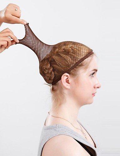 4 couleur confortable de haute qualité perruque