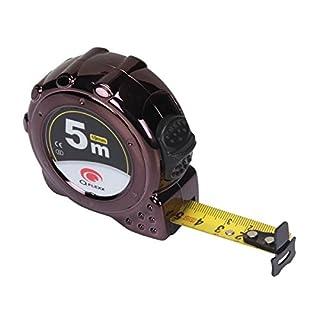 Toolland WM41500 Maßband, ABS Gehäuse mit UV Schicht, 5 m Länge
