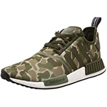 low priced c4d6b e8c03 adidas Herren NMD r1 Fitnessschuhe Bianco