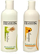 habibs shampoo normal hair combo