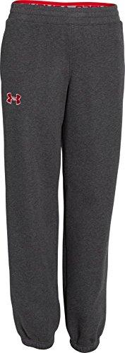 Under Armour Jungen EU Transit Pants Fitness - Hosen & Shorts, Carbon Heather, S -