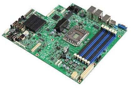 Intel S1400SP4 LGA 1356 (Buchse B2) Server-/Workstation-Motherboard - Server-/Workstation-Motherboards (Intel, LGA 1356 (Buchse B2), 4, 6, 8, 6.4,7.2,8 GT/s, 95 W, 95 W)