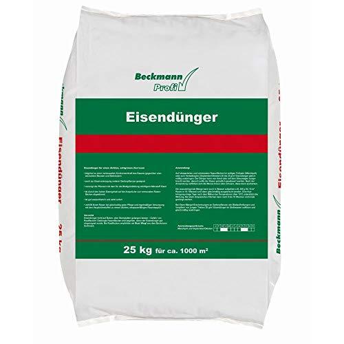 25 kg Fer Engrais 19,5% Sulfate de fer