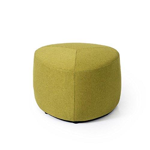 BTPDIAN Sgabello Basso Lazy Couch Sgabello tavolino Sgabello Panca Tessuto Tessuto Pouf Sgabello Piccolo Sgabello Sgabello tavolino (Colore : B)