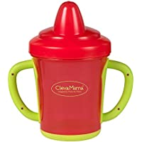 Clevamama Baby's First Sippy Training Cup