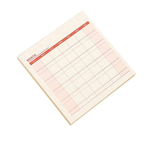Pianificatore giornaliero e organizzatore giornaliero, elenco attività da svolgere: fogli pianificatori a strappo con schede per lista della spesa e note, 3, 3