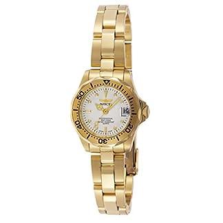 Invicta 8945 Pro Diver Reloj para Mujer acero inoxidable Cuarzo Esfera blanco
