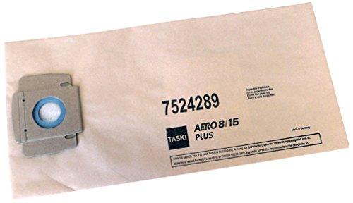 DIVERSEY 7524289Staubbeutel Papier für Aero (Pack 10)