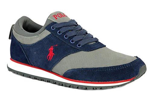 Ralph Lauren Polo Sneakers Ponteland Newport Navy/Ch-42