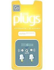 Design Go q zona de tapones para los oídos de reducción de ruido