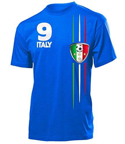 FUSSBALL - ITALIEN FANSHIRT 3209(H-B) Gr. XXL