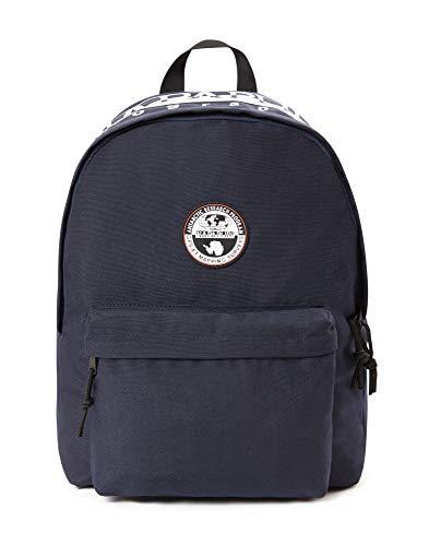 Napapijri Happy Day Pack Rucksack, 42 cm, 20 L, Blu Marine