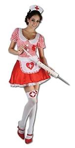 Perkins-Humatt 51075 - Disfraz de enfermera