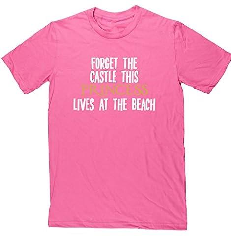 HippoWarehouse - T-shirt - Homme - rose -