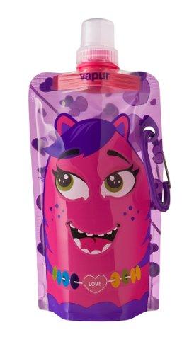 vapur-kids-splash-cantimplora-reutilizable-de-plastico-para-agua-para-ninos-naranja-04-litros