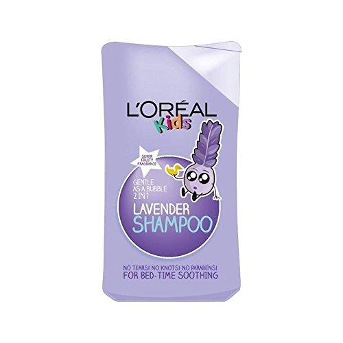 L'Oréal Enfants Lavande Apaisante Shampooing 250Ml - Paquet de 2