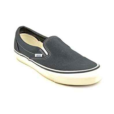 Vans  Classic Slip-On, Baskets mode pour homme Bleu Bleu marine 41 (7.5 UK)