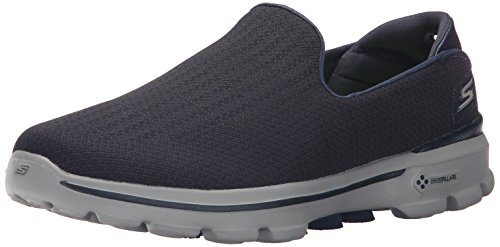 Skechers Performance-Go-Weg 3 Equalizer Darth Walking-Schuh Navy/Gray