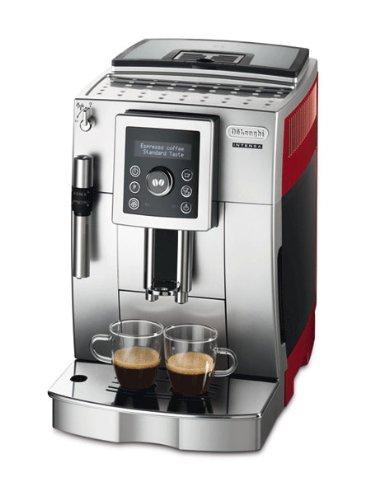 De'Longhi ECAM 23.420.SR Kaffeevollautomat (Digitaldisplay, Profi-Aufschäumdüse, Kegelmahlwerk 13...
