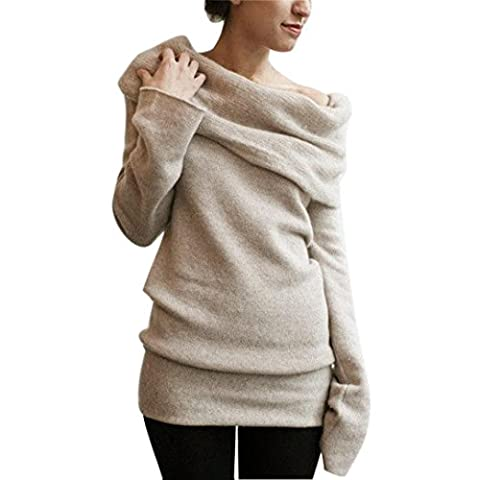 HCFKJ 2017 Mode Damen Langarm Sweatshirt Sweater Jacke Shirt Tops