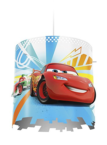 Image of Philips Disney Cars Children's Ceiling Pendant Lightshade