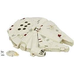Disney Star Wars Toy Force Awakens Micro Machines Millennium Falcon Playset
