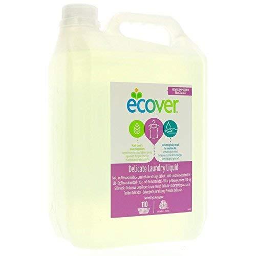 Ecover Delicate 5000ml Waschmittel Domestic-Größe: 5Liter.