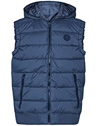 !Solid Men's Quilted Gilet