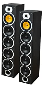 LTC V7B-BL Enceinte pour MP3 & Ipod Noir
