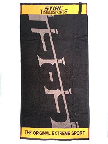 Stihl Handtuch 50 x 100 cm mit Stihl Logo, 100 % Baumwolle