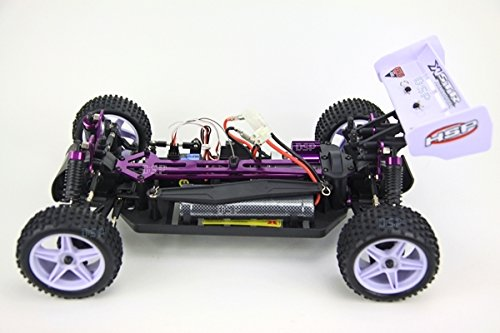 RC Auto kaufen Buggy Bild 6: RC AUTO NCC®HSP 94107 XSTR BUGGY OFFROAD ALLRAD 1:10 MIT TUNINGKIT*