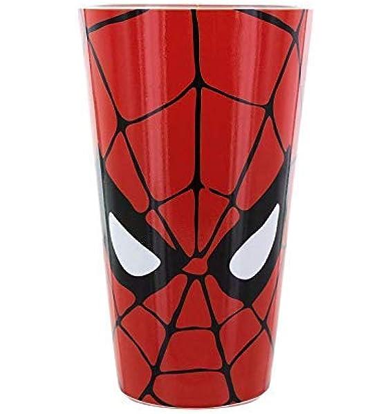 Paladone Spiderman Glass: Amazon.co.uk: Kitchen & Home