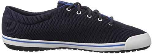 Helly Hansen Scurry Lo, Chaussures de Sport Homme Bleu (597 Navy / Racer Blue / Sunris)