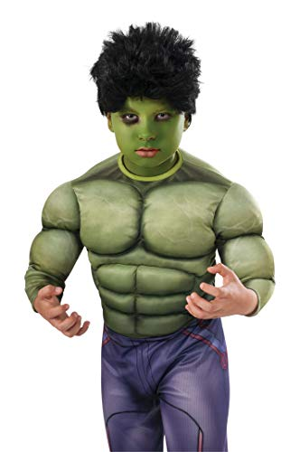 Avengers 2 age of ultron child's hulk wig by rubie's costume co