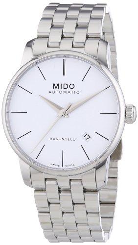 MIDO - M86004761 - Montre Homme - Automatique - Analogique - Bracelet Acier inoxydable Argent