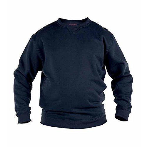 Duke Herren Rockford Kingsize Sweat Pullover (6XL) (Marineblau)