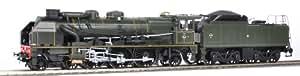 Roco - R62310 - Modélisme Ferroviaire - Locomotive Vapeur 231E 30 Son SNCF HO