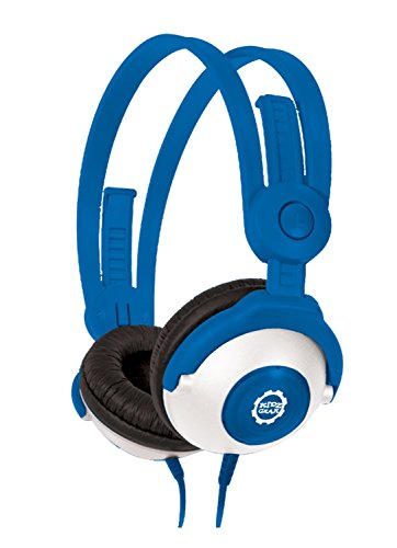 kidz-gear-volume-limiting-wired-headphones-for-kids-blue