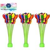Holi Water Balloons Maker (Multicolour) -10 Pack/1110 Balloons