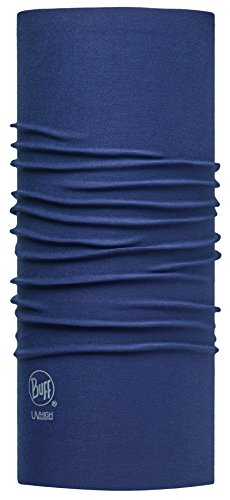Buff HIGH UV Multifunktionstuch, Solid Eclipse Blue, One Size Buff High Uv-protection