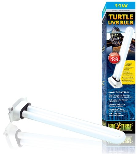 Exo Terra Turtle UVB Lamp, 11 Watt