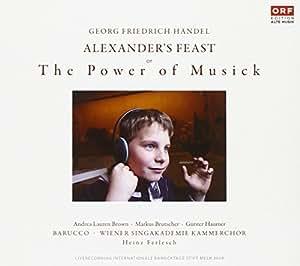 Alexander's Feast - Ode A Sainte Cécile